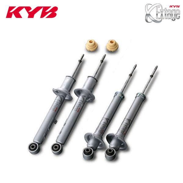 [KYB] カヤバ ショック エクステージ 1台分 4本セット ハイエース/レジアスエース TRH214W TRH224W 04/08〜 ワゴン 2.7リッターカ゛ソリン FR [全グレード]