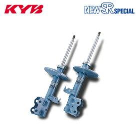 [KYB] カヤバ ショック NEW SR SPECIAL フロント 2本セット アウトランダー CW4W 09/12〜 2.0L ガソリン FF/4WD [全グレード]