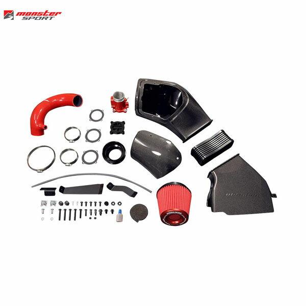 [Monster Sport] モンスタースポーツ PFX400インテークキット スイフトスポーツ ZC33S 17.09〜 FF
