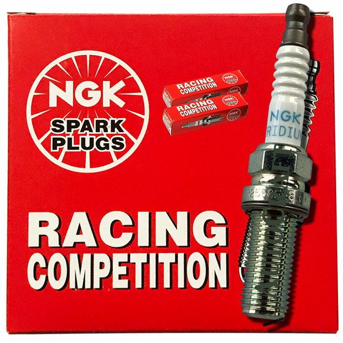 [NGK] レーシングプラグ 熱価11 (1台分セット) 【カワサキ Ninja 400 400cc】 R0373A-11