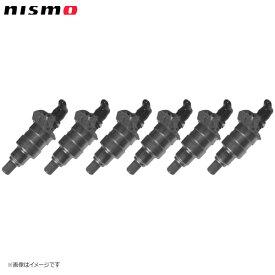 nismo ニスモ 高流量インジェクター トップフィードタイプ 低抵抗 600cc 6本セット(1台分) スカイライン HR32 RB20E / RB20DE