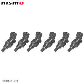 nismo ニスモ 高流量インジェクター サイドフィードタイプ 高抵抗 555cc 6本セット(1台分) フェアレディZ Z32 CZ32 VG30DE(〜'93/9)