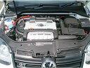 OKUYAMA オクヤマ ストラットタワーバー フロント タイプI アルミ製 ゴルフVI GTI/R 1KCCZ 1KCDLF DCC付き車両
