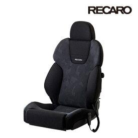 RECARO レカロ正規品 STYLE-JC (右座席用) ブラック×ブラック