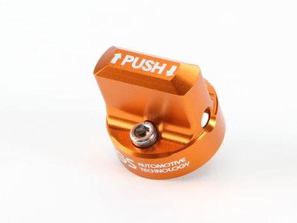 [TGS] ビレットIGスイッチリミテッドカラー オレンジ デリカD:5 CV1W CV2W CV4W CV5W ※代引不可