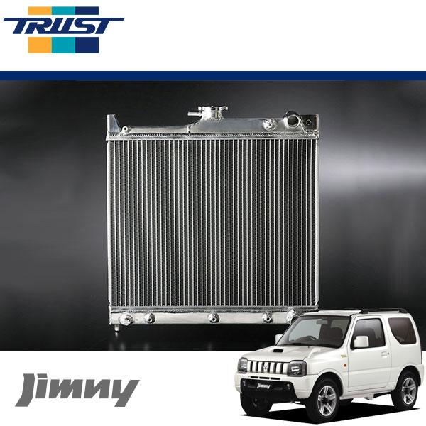 [TRUST] トラスト GReddy ラジエターTWR ジムニー JB23W 01.12〜 K6A MT