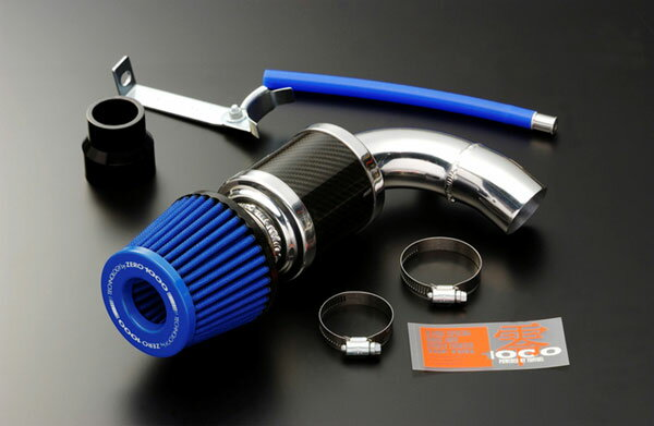 [ZERO-1000] パワーチャンバー for K-Car ライトブルー オッティ H91W H92W 2005.6〜2013.6 3G83(NA)