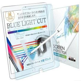 【1点購入で100円OFFクーポン!!】iPad 9.7 フィルム ブルーライト 低減 フィルム iPad Pro Air Air2 9.7 フィルム ブルーライトカット 液晶保護フィルム 日本製 ゆうパケット