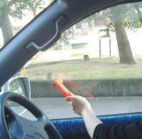 ガラスハンマー(ベルトカッター・エアーバック空気抜きピン・点検ライト付)【レスキューハンマーエマージェンシーハンマー】