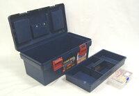★送料無料★リングスター工具箱SW-450B(スーパーボックスブルー)【工具箱・プラスチック製工具箱】★ご必要数量が多い場合はお電話下さい。★☆信頼のリングスター工具箱ツールボックス☆