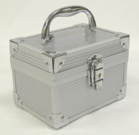 アルミ工具箱 アステージ AL−M【工具箱・アルミケース・ツールケース・小物入れ アルミ工具箱】