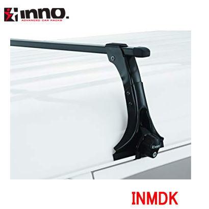 INNOイノー 品番:INMDK スクエアベースステー フットセット ベースキャリア ステーセット/自動車/キャリア