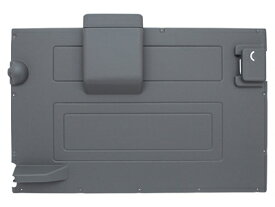 リアドア ケース リアワイパーモーターカバー付ディフェンダー90・110 〜2002年グレーRear door casing With rear wiper motor cover Includes fixingsDEFENDER90/110 up to 2002gray