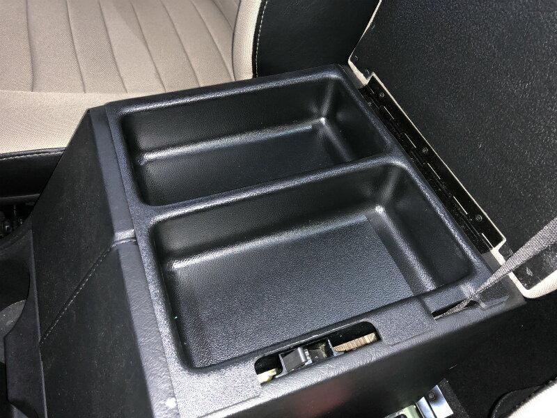 キャビーボックストレイ【MUD UK 社外製】Cubby box tray [適合車種]ディフェンダー90/110  DEFENDER