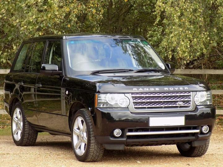 Range Rover 4.4 TDV8 VOGUE LOADS OF FACTORY OPTIONS