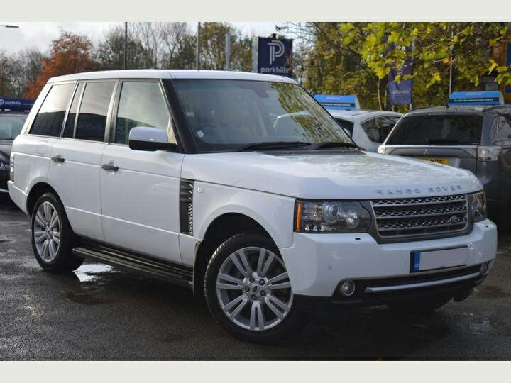 Range Rover 4.4 TDV8 VOGUE 5d AUTO 315 BHP ONE OWNER FROM NEW