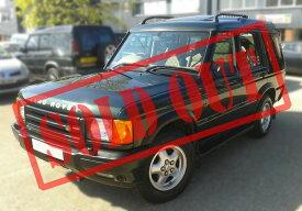 【売約済み】00 ディスカバリー2 V8 M/TUKマニュアルモデルエプソムグリーンUKより直輸入価格:ASK