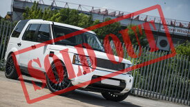 KAHN LAND ROVER DISCOVERY4 3.0 TDV6 XS - RS300ディスカバリー4 2010年 Fuji White フジホワイト価格:ASK