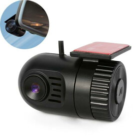 AL カー用品カメラ カー DVRミニHD 120度広角レンズGセンサーカメラ DVRs レジスタビデオ レコーダー 車載カメラ DVR 画面なし AL-AA-1701
