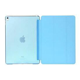 AL iPadケース Apple iPad Pro 12.9 2018 カバー つ折りスタンド マグネット オート ウェイクタブレット ケース 選べる9カラー AL-AA-6441