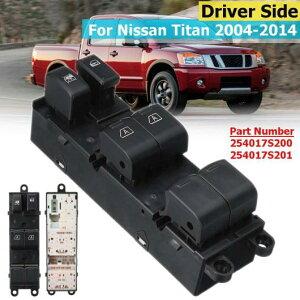 AL 25401-ZT10A ABS ドライバ サイド 電動 ウインドウ スイッチ 適用: 日産 タイタ 2004-2014 254017S200 254017S201 SW9566 DWS-165 AL-HH-1943