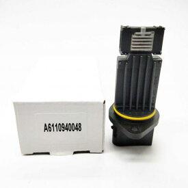 AL エアフロメーター エアフロ マスフローセンサー MAF センサー 適用:メルセデス ベンツ E クラス E200 E220 E270 E320 CDI W210 S210 S203 A6110940048 72268400 6110940048 AL-II-6145