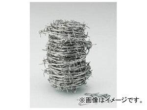トラスコ中山/TRUSCO 有刺鉄線 ステンレス 1.6mm×20m TSUW1620(2825848) JAN:4989999276534