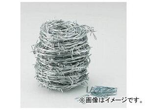 トラスコ中山/TRUSCO 有刺鉄線 1.6mm×100m TUW16100(2825708) JAN:4989999276497