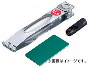 トラスコ中山/TRUSCO 両面ハトメパンチ セパレート型 12mm 6個入 THPSP12(3289893) JAN:4989999238402