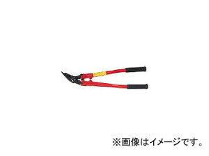 ヒット商事 帯鉄カッター 450mm (スチールバンド切断用) SS450(2542099) JAN:4953830075044