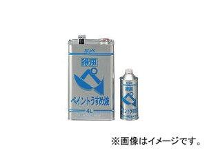 カンペハピオ/KANPE 得用ペイントうすめ液 400ml NO29304(2237105) JAN:4972910350192