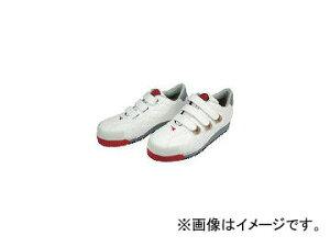 ドンケル/DONKEL DIADORA 安全作業靴 アイビス 白 25.0cm IB11250(3881466) JAN:4979058755186