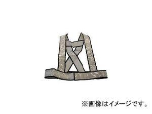 勝星産業/KACHIBOSHI 安全ベスト タスキ型シルバー KA630(3973956) JAN:4972966007965