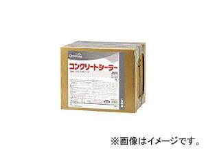 ディバーシー合同会社/DIVERSEY 樹脂ワックス コンクリートシーラー 18L 13057(4096801) JAN:4536735130577