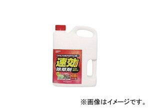 アイリスオーヤマ/IRISOHYAMA 速効除草剤 4L SJS4L(4142195) JAN:4905009885565