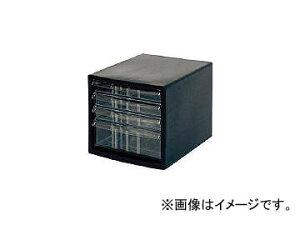 ナカバヤシ/NAKABAYASHI A4レターケース4段 A4ES4B(4232101) JAN:4902205910930