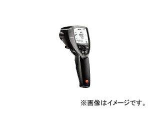 テストー/TESTO 湿度測定機能付き赤外放射温度計 TESTO835H1(4387040) JAN:4029547012372
