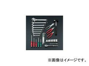 前田金属工業/TONE シャッター付サービスボード 工具一式のみ CS410C(4519388) JAN:4953488301281