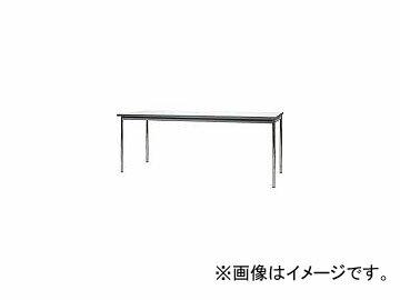 山田工業/YAMADA ウレタン一体成形エッジミーティングテーブル 1800X600 YUK1860(4664043)