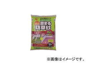 アイリスオーヤマ/IRISOHYAMA 固まる防草砂 10L オレンジ 10LOR(4358805) JAN:4905009826995