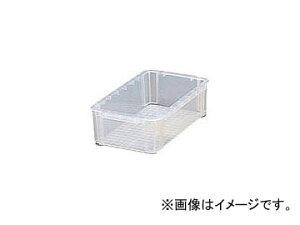 アイリスオーヤマ/IRISOHYAMA BOXコンテナ B-4.5 クリア B4.5CL(4400160) JAN:4905009185054