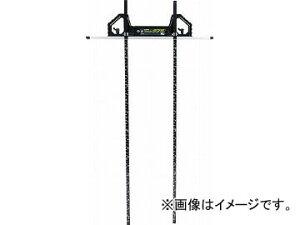 シンワ 丸ノコガイド定規Tスライドダブル 60cm(併用目盛・突き当て可動式) 73704(4741633) JAN:4960910737044
