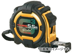 タジマ Gロック-16 3.5m/メートル目盛/ブリスター GL16-35BL(3808670) JAN:4975364026415