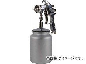 トラスコ中山 スプレーガン吸上式 ノズル径φ1.4 1Lカップ付セット TSG-508S-14S(4792041) JAN:4989999360615