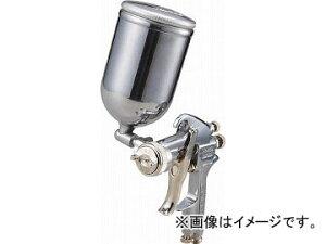 トラスコ中山 スプレーガン重力式 ノズル径φ1.4 0.5L アルミカップセット TSG-508G-14S(4792025) JAN:4989999360646