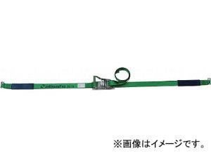 allsafe ベルト荷締機エアラインレール用ラチェット式ラッシングベルト DS R5DS14(4795121) JAN:4562468180688