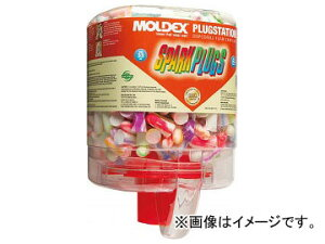 MOLDEX 耳せん SPARKPLUGS PLUGSTATION 6644(7704861) 入数:1ケース(250個)