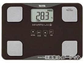 タニタ 体組成計 インナースキャン BC-718-BR(7658486)