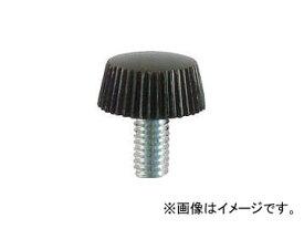 トラスコ中山 化粧ビス No.1 黒 M3×6 B48-0306(7836643) 入数:1PK(35個)