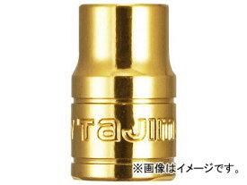 タジマ ソケットアダプター3分用ショート 10mm 6角 TSKA3S-10-6K(8134934)
